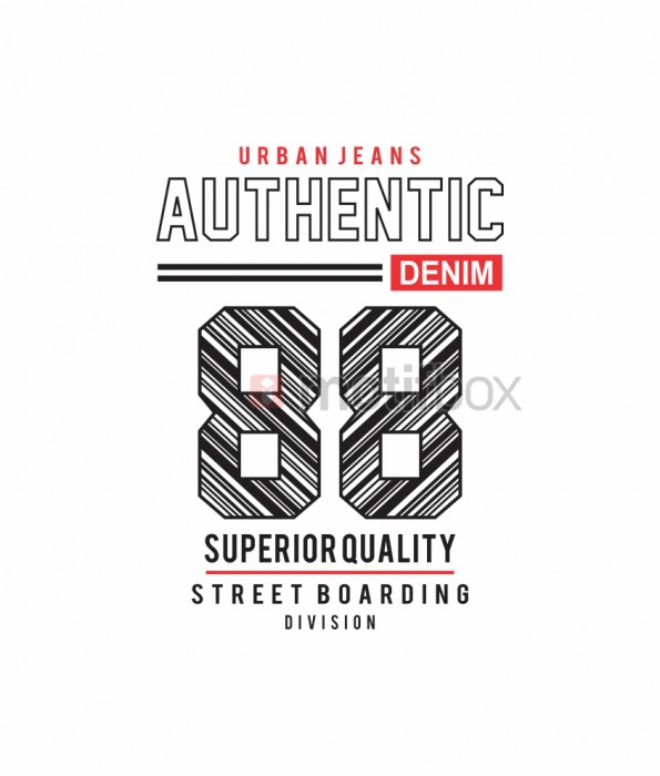 AUTHENTIC DENIM 88