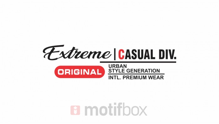 EXTREME CASUAL DIV