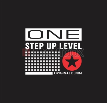 ONE STEP UP LEVEL