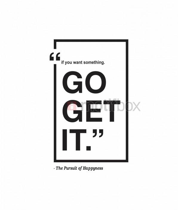 go get it
