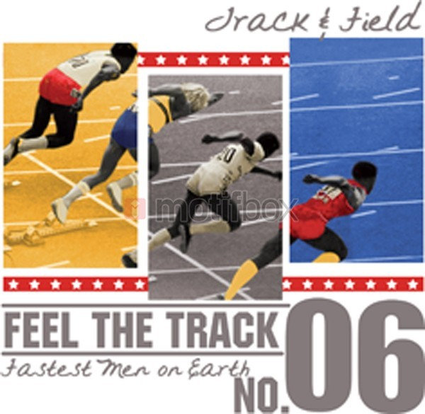 feel the track